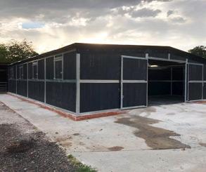 Modular Stable Barns