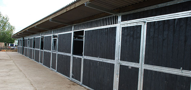 External Stables range - Recycled Plastic 2