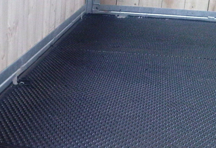 EVA stable matting for horses