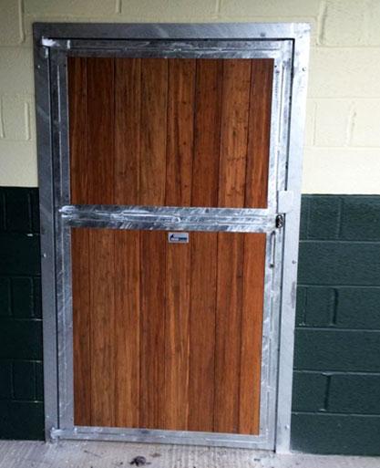 tack room doors