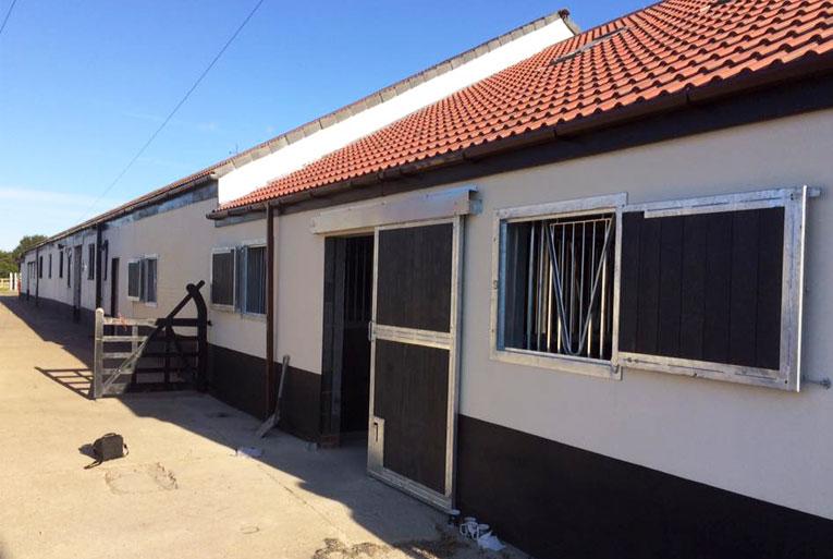 Barn doors external