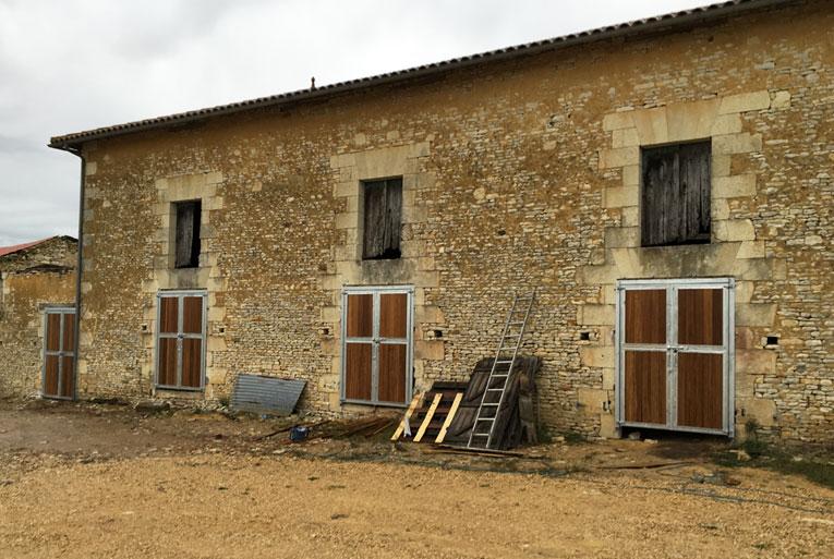 External Barn Doors