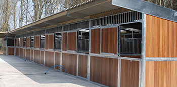 Bamboo Stable Boarding 1