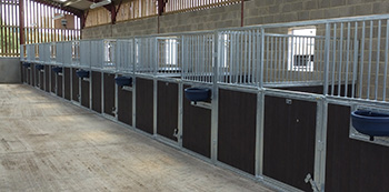 Recycled Plastic Stable Boarding 2